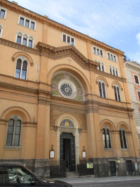 Chiesa valdese di Roma