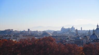 Pantheon und das Vittorio Emanuele Denkmal