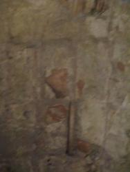 Ein Herz in der Wand ;) <3