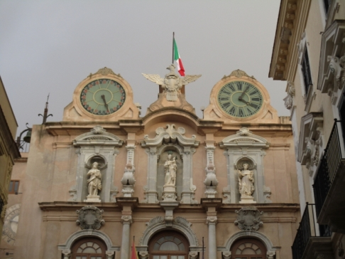 Palazzo Senatorio - Palazzo Cavarretta