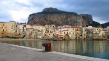 Cefalù und La Rocca