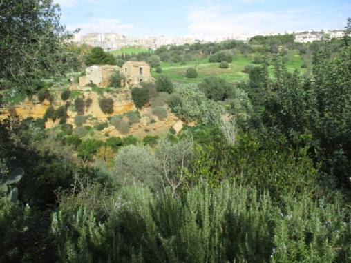 Gärten von Kolymbéthra