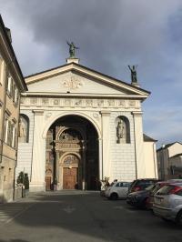 Kathedrale von Aosta