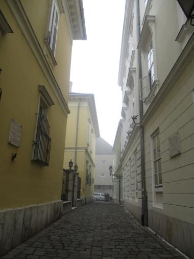 Buda Straßen