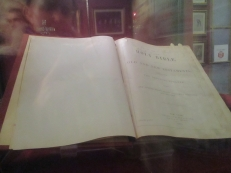 Houdinis signierte Bibel