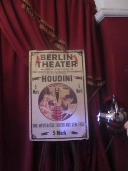Ein Showplakat
