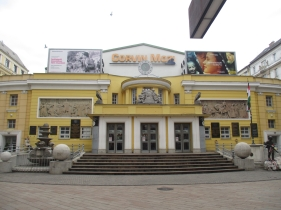 Corvin Mozi - Kino