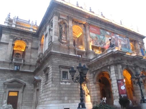 Budapester Oper