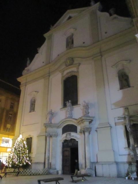 Belvárosi Ferences-templom