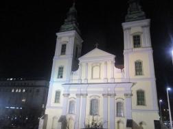 Budapest-Belvárosi Nagyboldogasszony Főplébánia-templom