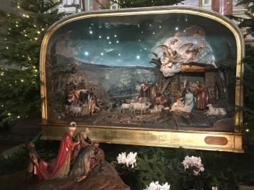 Heute ist immerhin der 6. Januar, da kommen die Heiligen Drei Könige