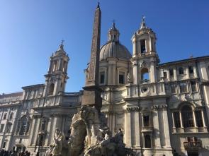 Piazza Navona & Sant'Agnes